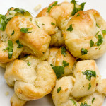 World Famous Garlic Knots