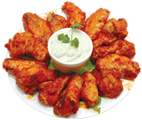 Hot Wings 30 pcs