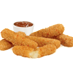 Mozzarella Sticks 10 pcs